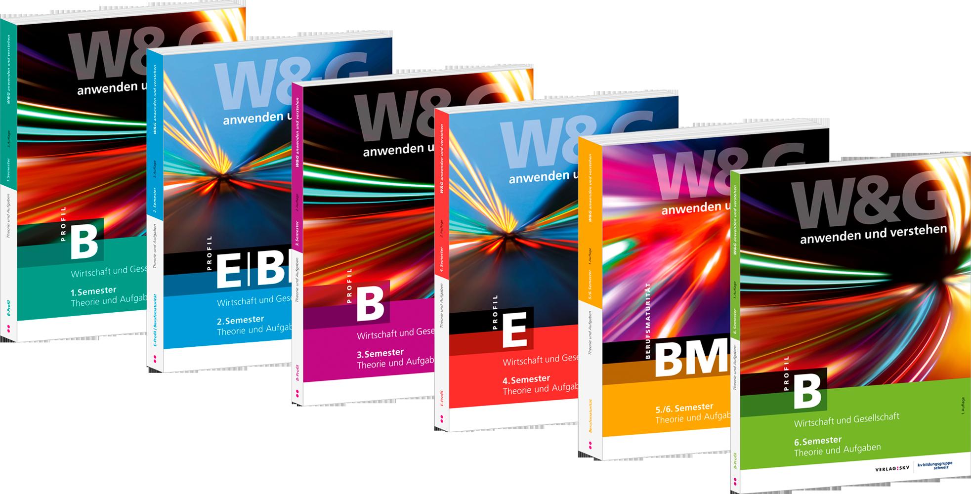 W&G anwenden und verstehen - Verlag SKV