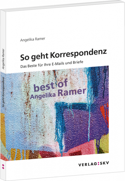 Neue Wege der Korrespondenz - Verlag SKV